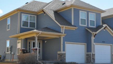 Ahrn Military Housing homepage