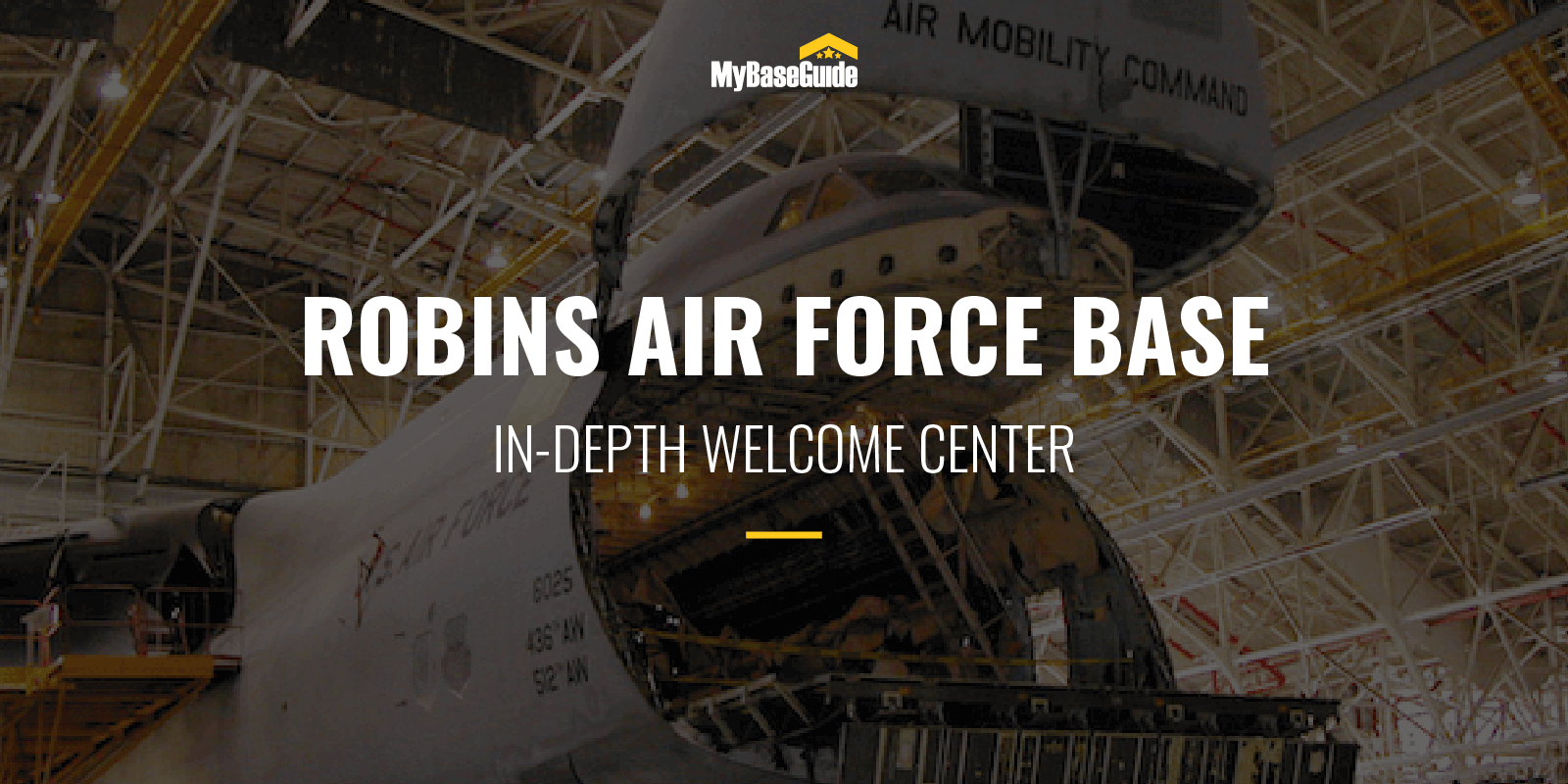 Robins AFB Welcome Center