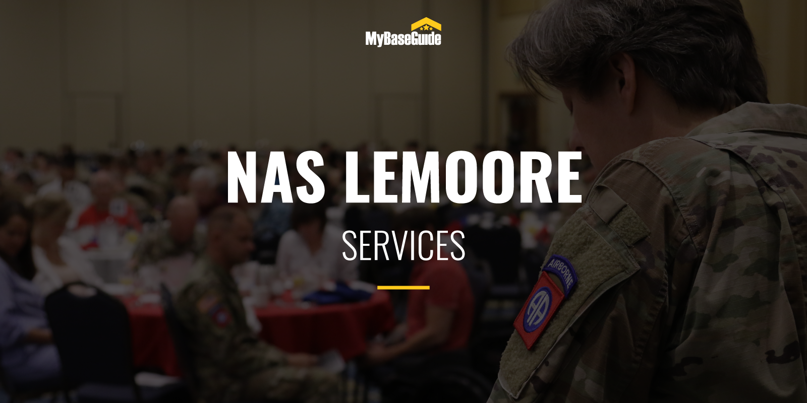 NAS Lemoore Services