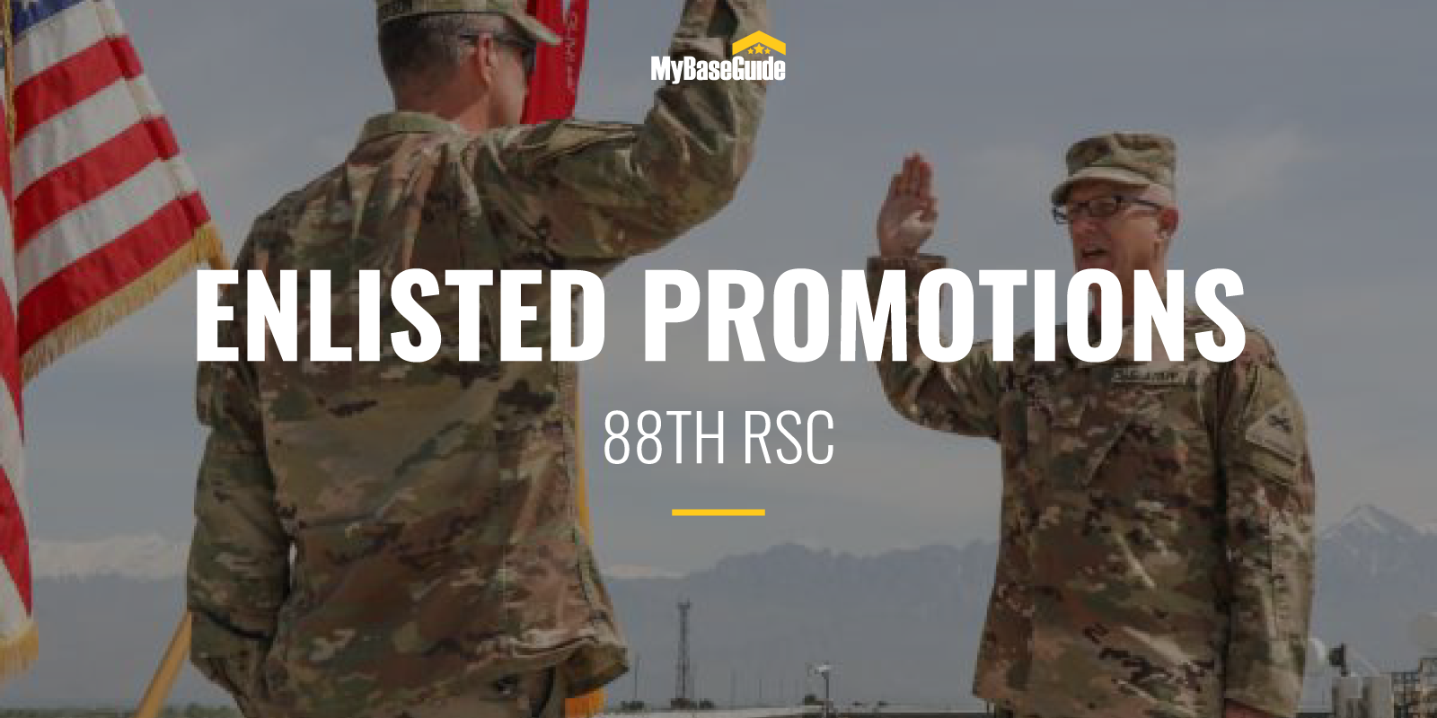 88th RSC Promotion Process