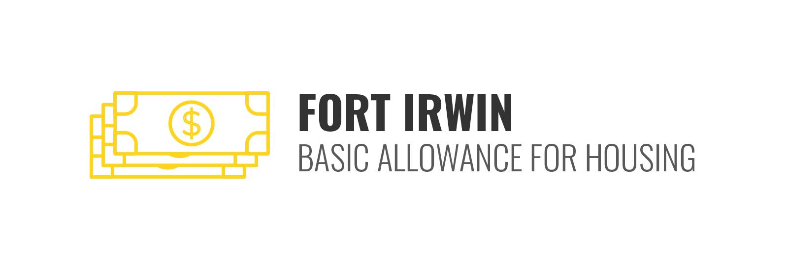 Fort Irwin BAH