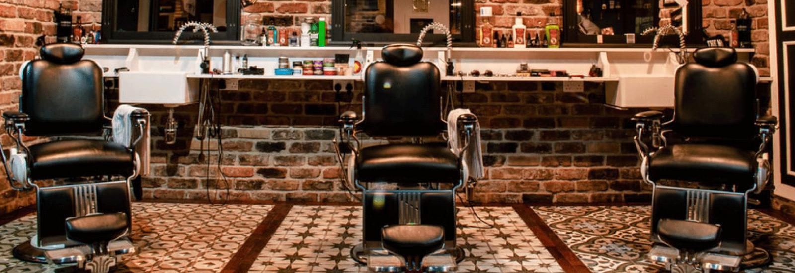 Laughlin AFB Barber Shop