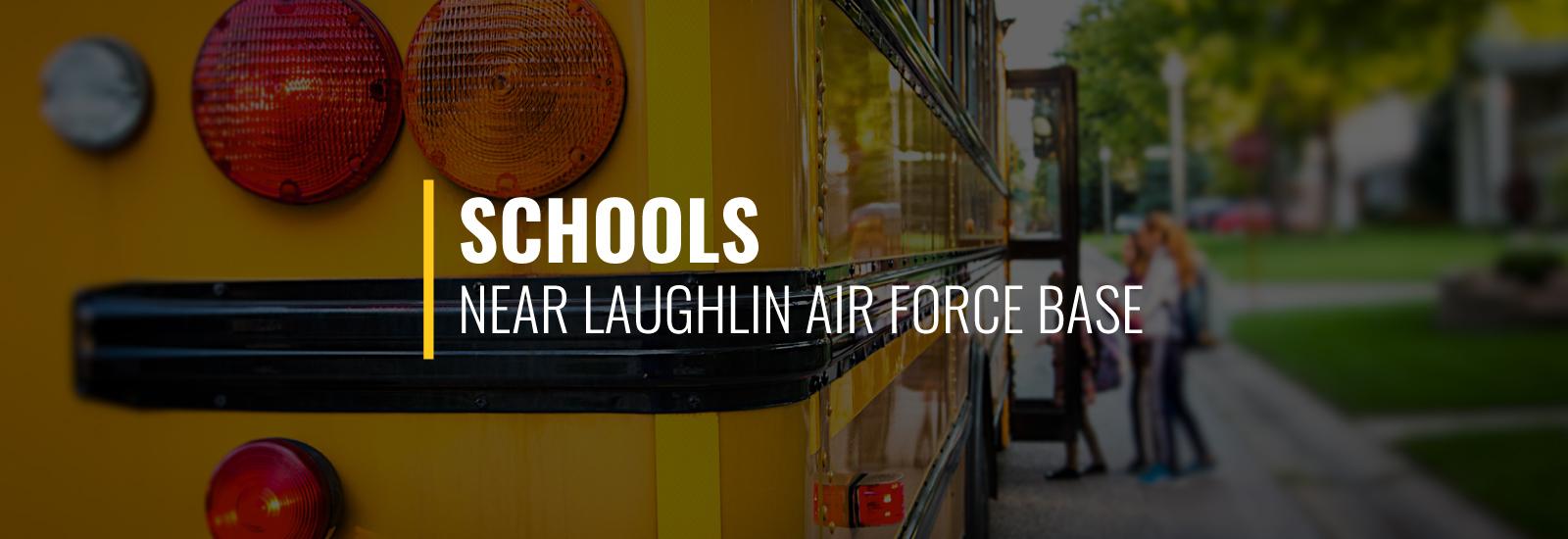 Laughlin AFB Schools