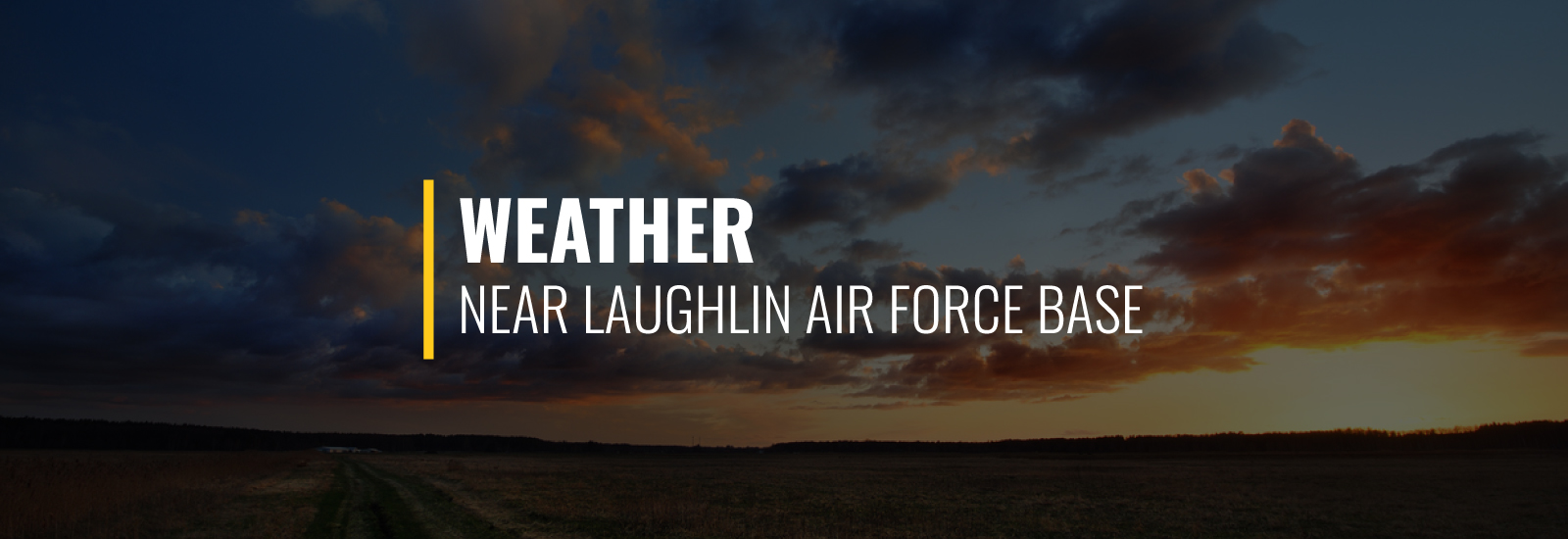 Laughlin AFB Weather