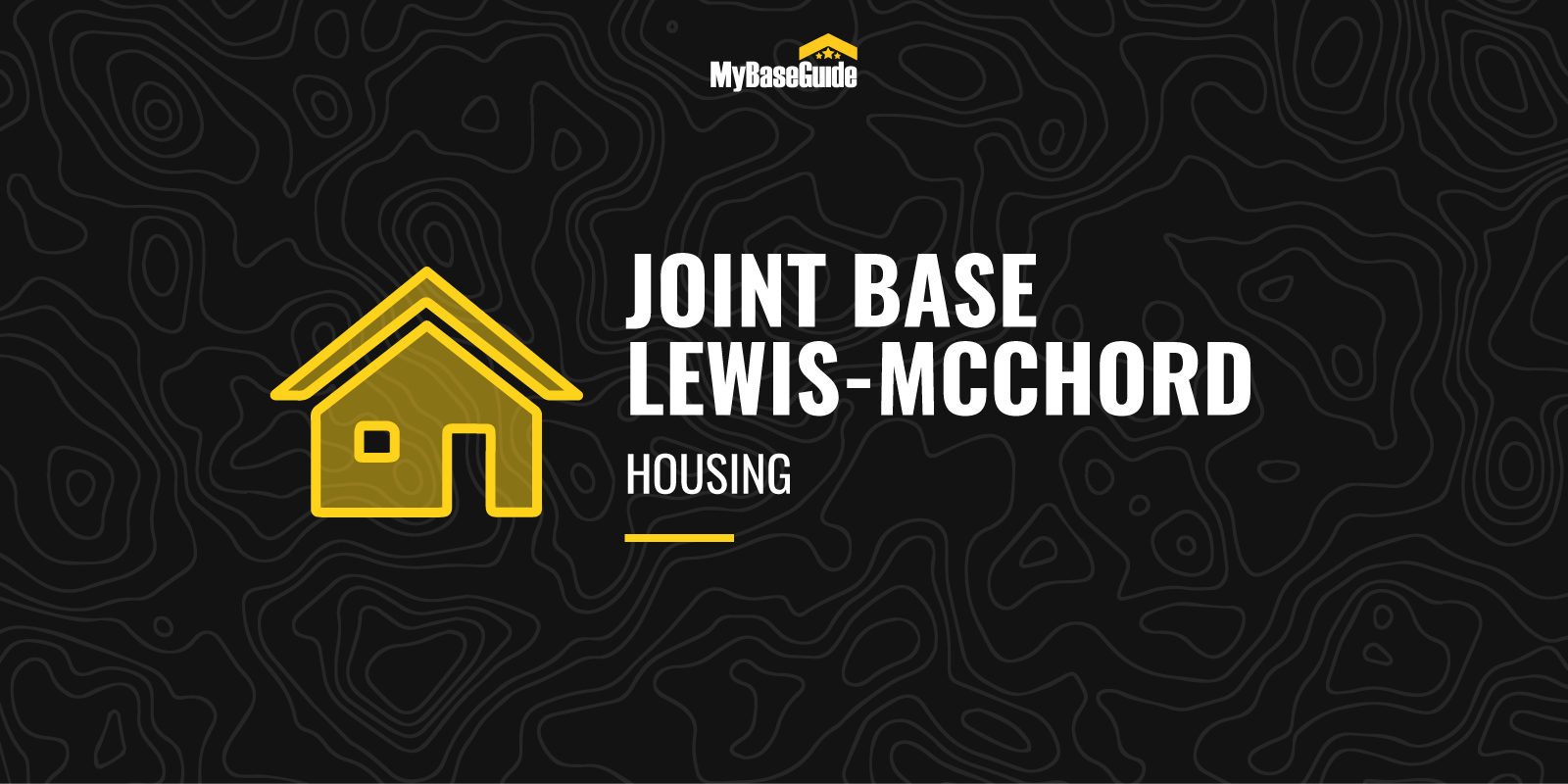 Joint Base Lewis-McChord Housing