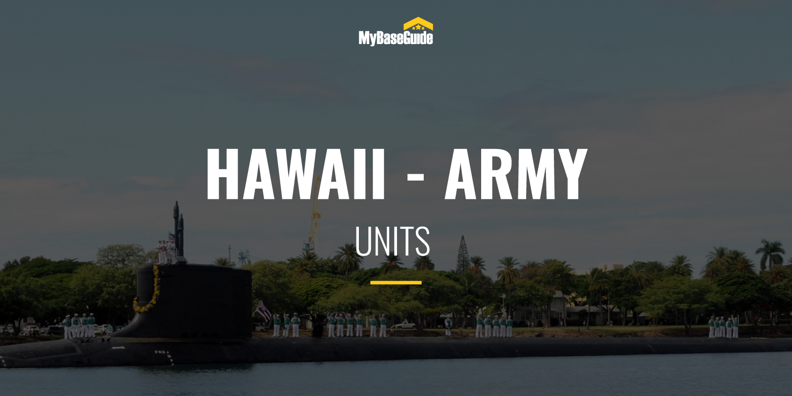 Hawaii - Army Units