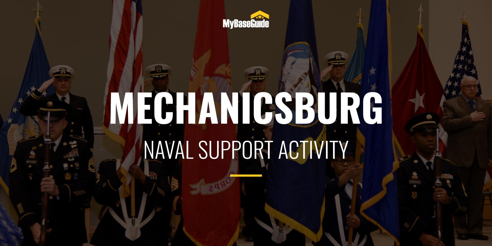 Naval Support Activity Mechanicsburg