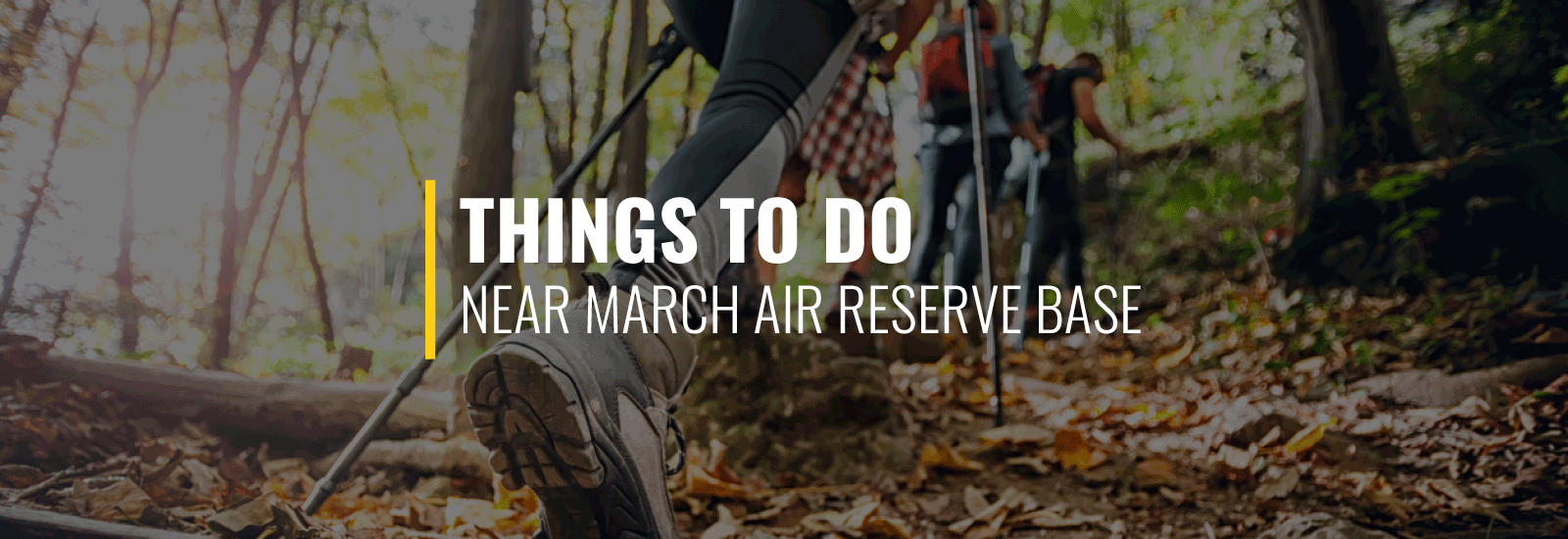 Things to Do Near March ARB