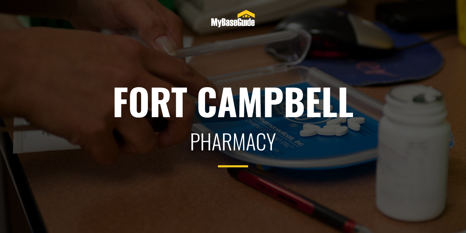 Fort Campbell Pharmacy Services