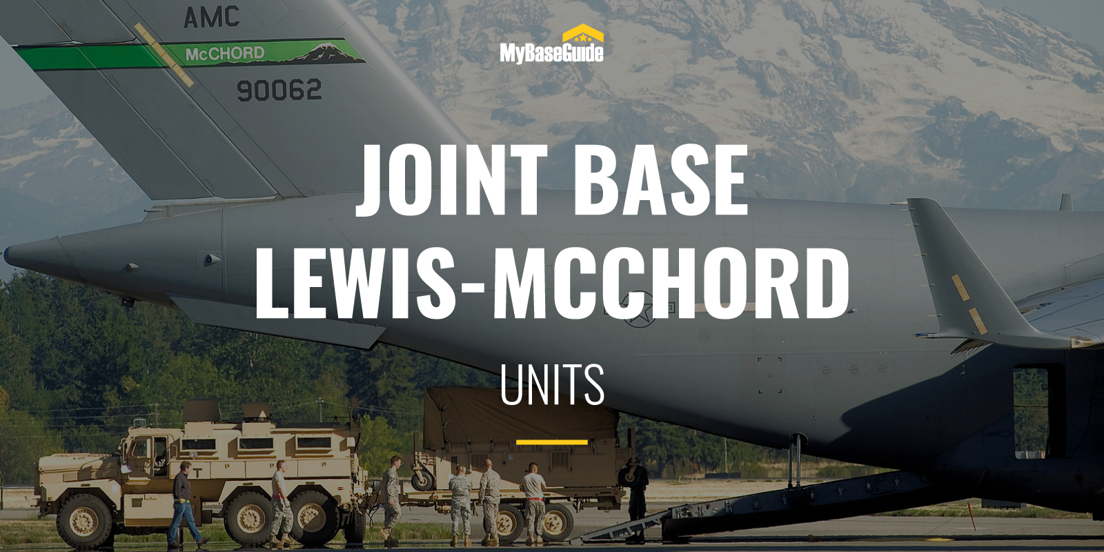 Joint Base Lewis-McChord Units