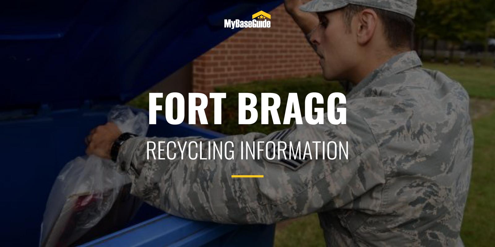 Fort Bragg Recycling