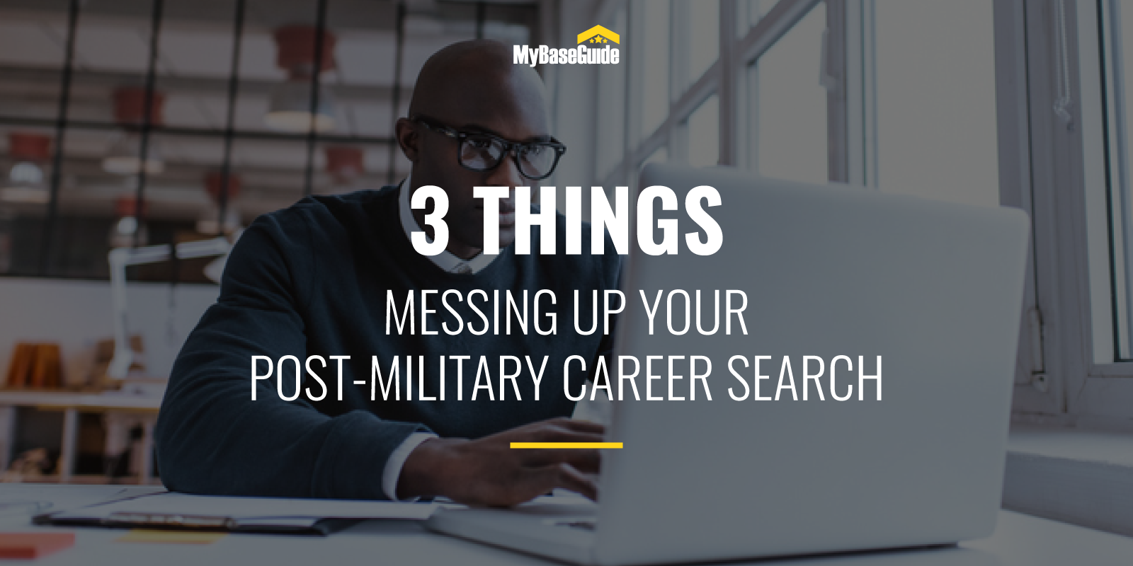 Post Military Career Search