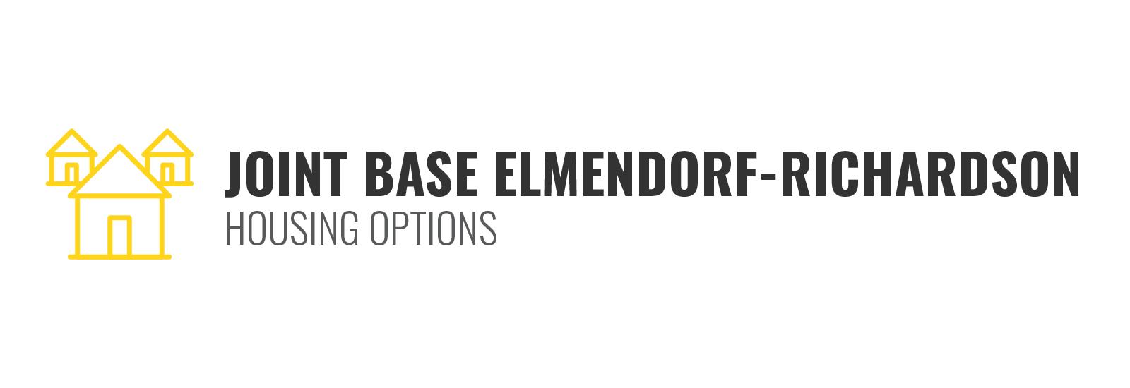 Joint Base Elmendorf-Richardson Housing Options