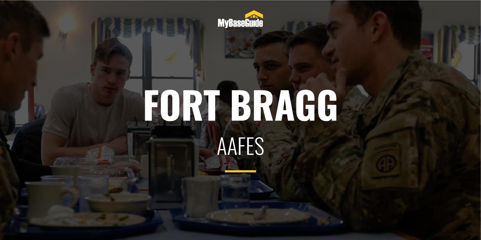 Fort Bragg AAFES