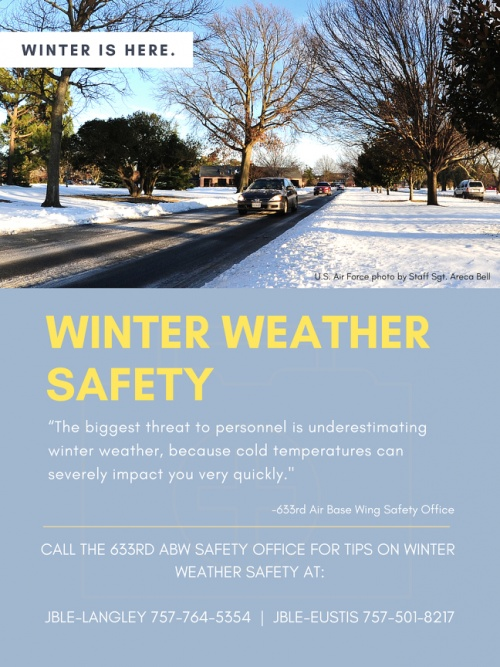 Winter Weather Safety Mybaseguide