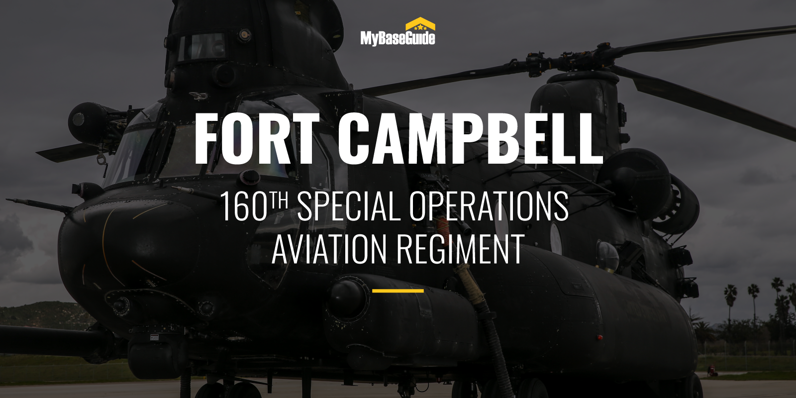 Fort Campbell Special Operations