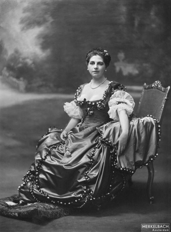 Mata Hari during WWI