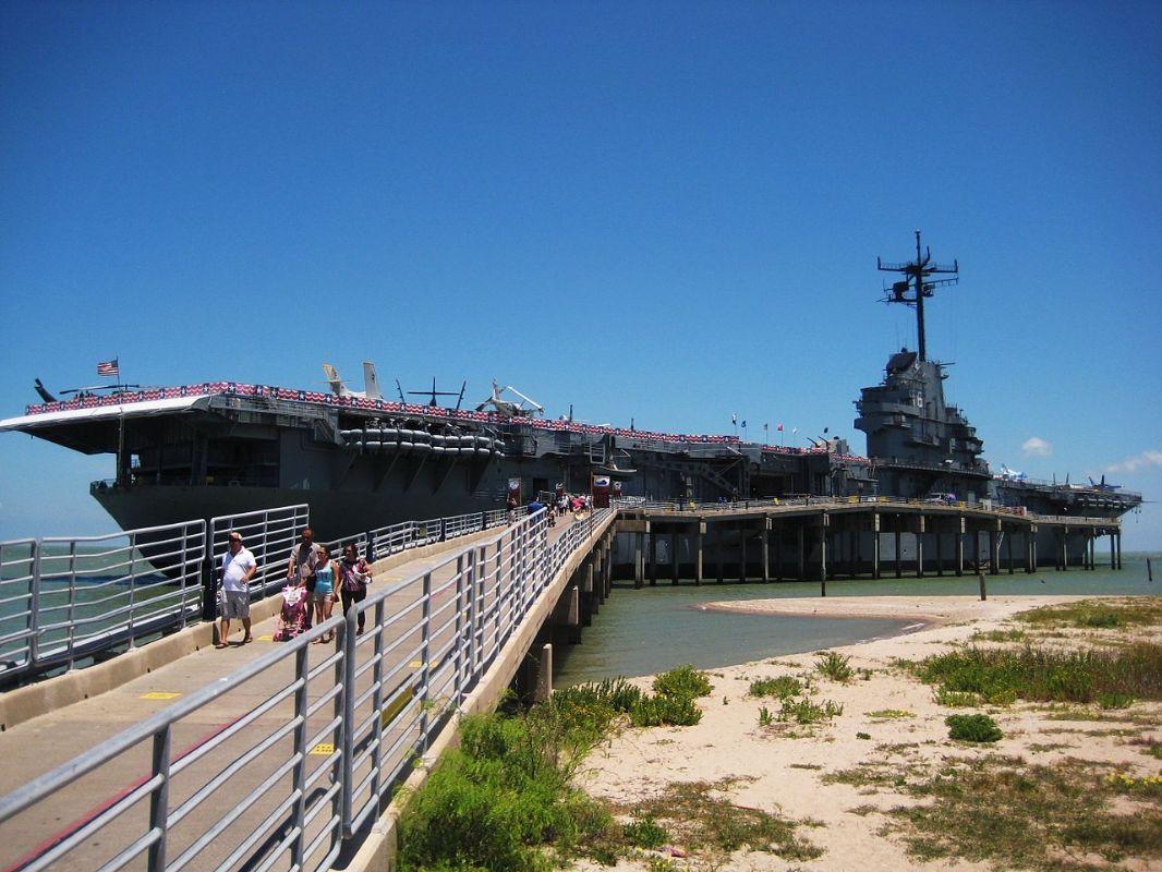 USS Lexington Floating Museum, NAS Kingsville