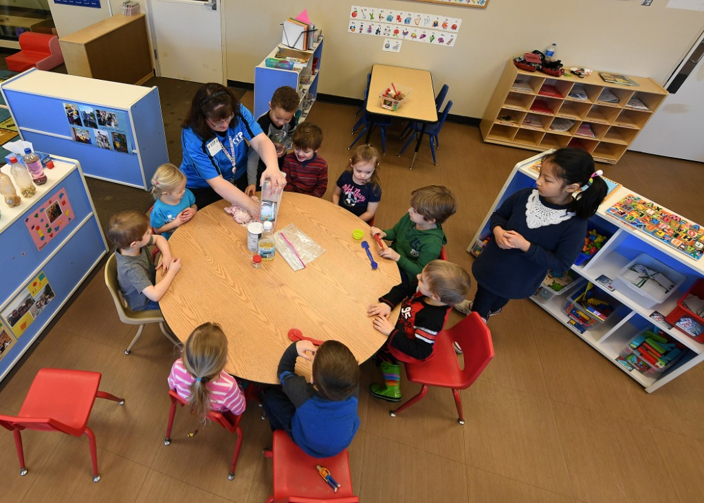 Grand Forks Air Force Base Child Development Center