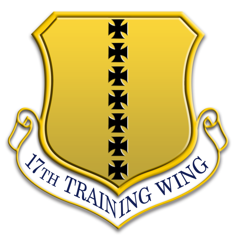 17th Training Wing Unit Insignia