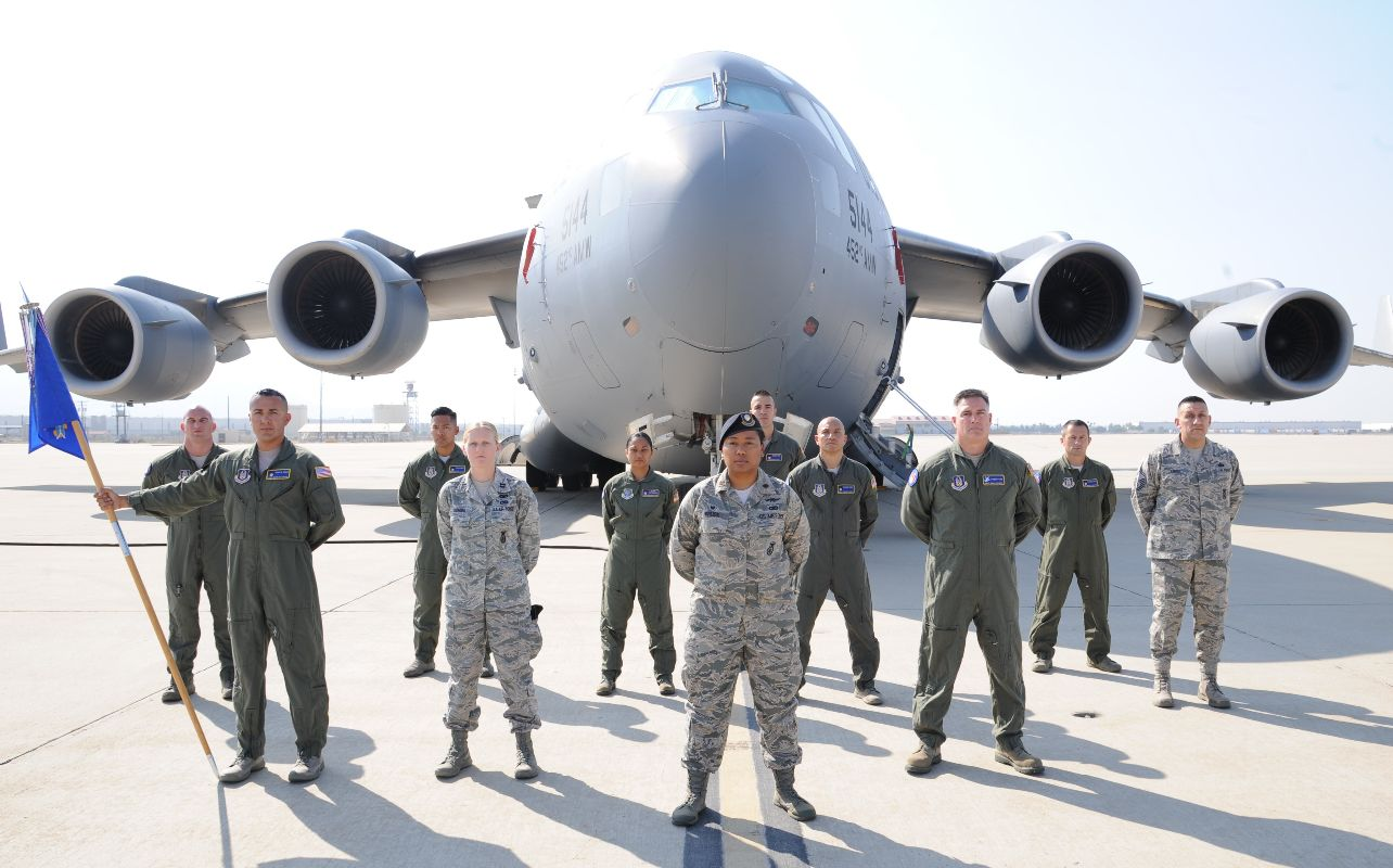 PHOENIX RAVENS, 452nd Security Forces Squadron, March Air Reserve Base