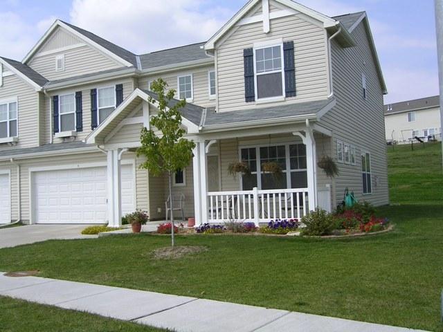Coffman Heights Neighborhood private housing, Offut Air Force Base