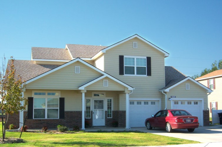 Field Grade Officer Family Housing, Vance Air Force Base