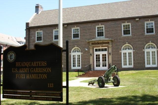 Headquarters US Army Garrison, Fort Hamilton