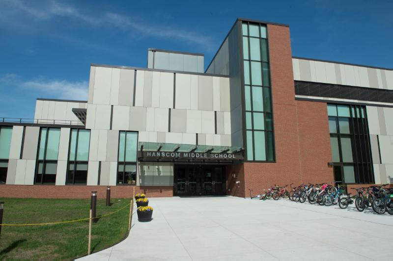 Hanscom AFB Middle School, Hanscom Air Force Base