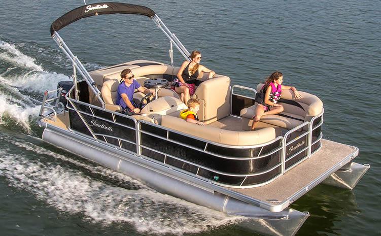 Outdoor recreation - boating, Hurlburt Field