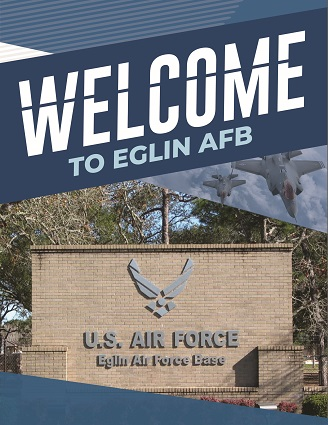 Welcome to Eglin Air Force Base