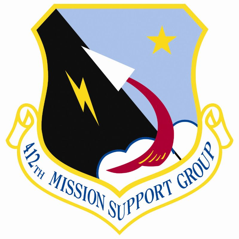 412th Mission Support Group, Edwards Air Force Base