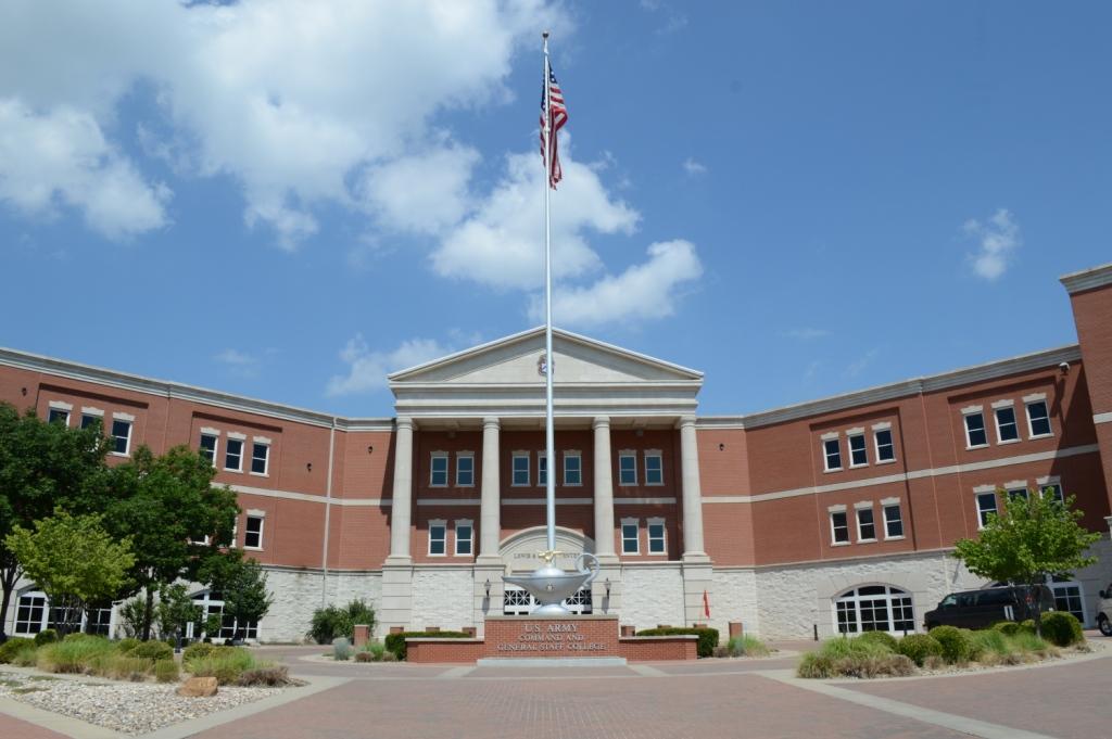 Lewis and Clark Center, Fort Leavenworth