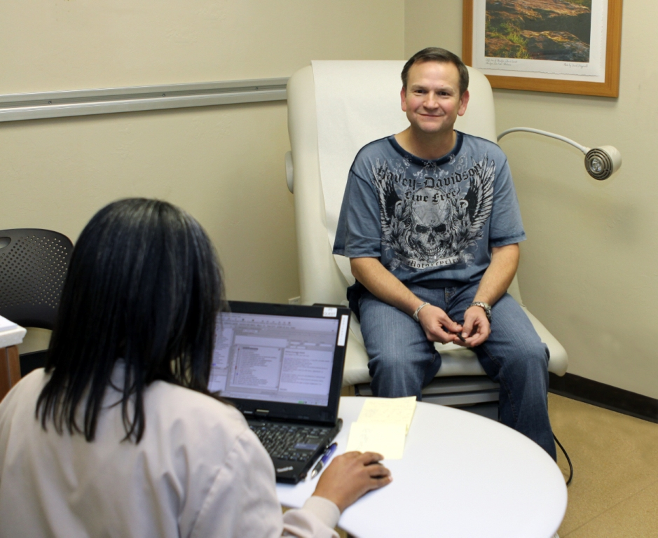 Frontier Medical Home clinic, Fort Sill