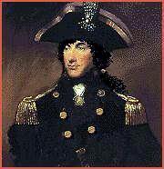 Robert Maynard, Royal Navy.