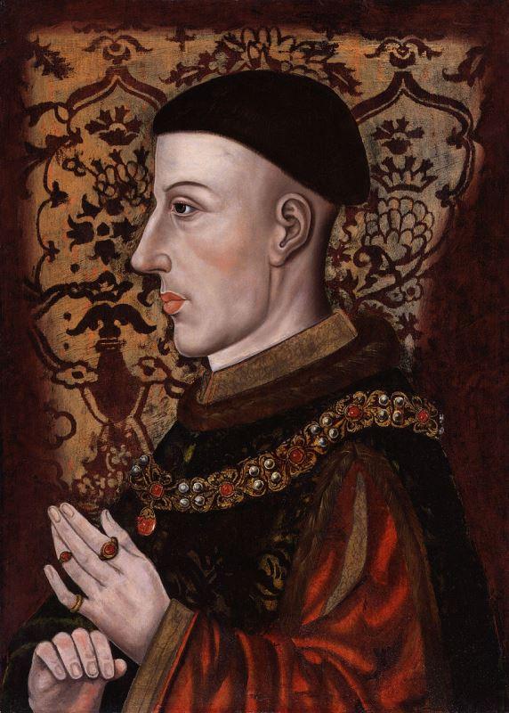 King Henry V of England.