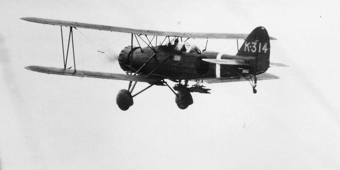 A Yokosuka B4Y, the type of torpedo bomber that attacked the Panay and oil tankers.