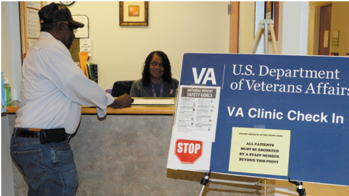 MCLB ALbany_2019 On Arrival Veterans Affairs Eligibility and Enrollment Office