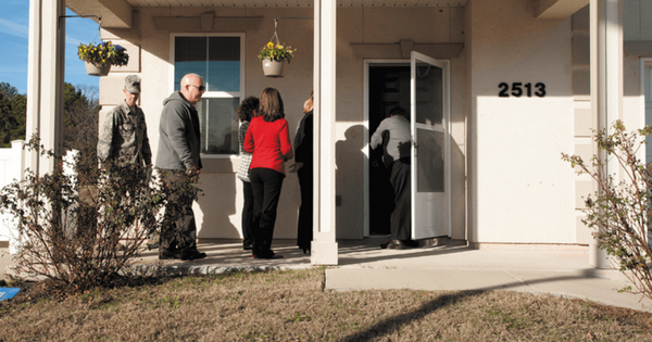 Barskdale AFB Housing and Real Estate in Shreveport-Bossier City