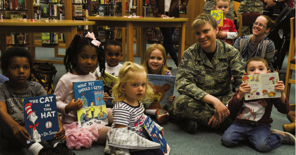Barksdale AFB Education and Academics Libraries