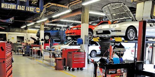 Beale AFB Auto Skills Center