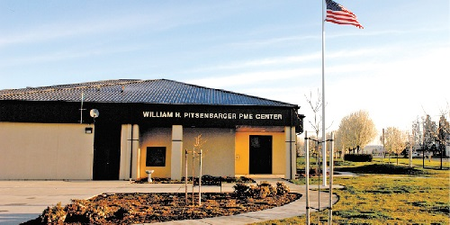 Beale AFB William Pitsenbarger PME Center
