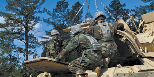 Ft Benning Military Units and Schools