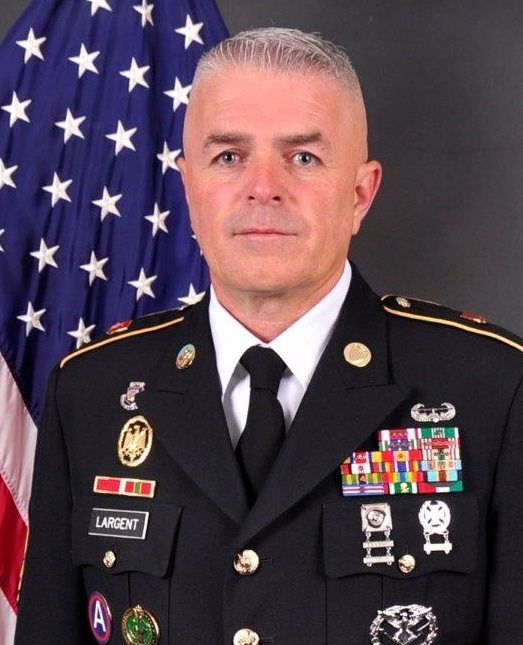 CSM Kelly Largent