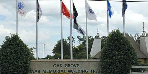 Ft Campbell Oak Grove Memorial
