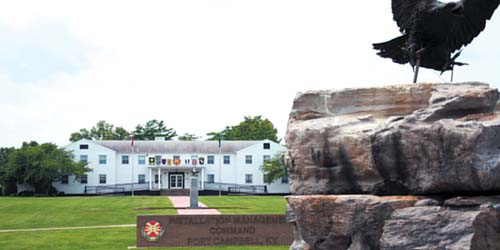 Ft Campbell Military Units- Garrison Headquarters