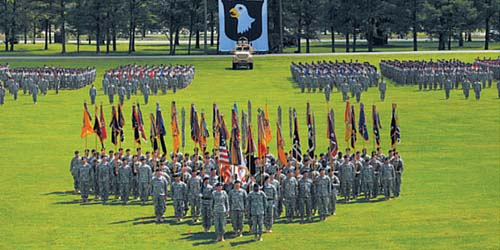 Ft Campbell Mobilization and Deployment Program