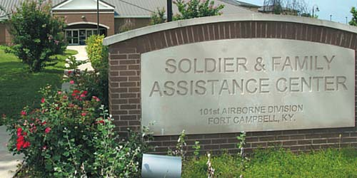 Ft Campbell Soldier and Family Assistance Center
