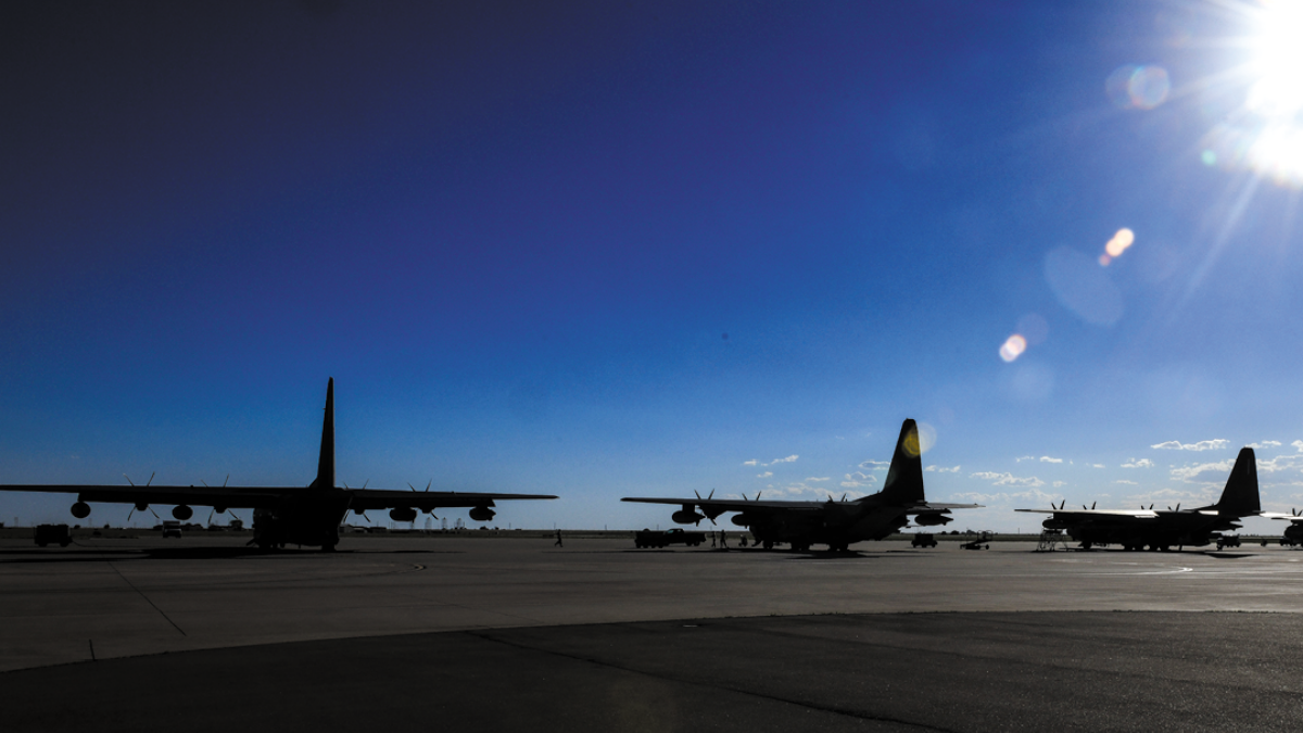 Cannon AFB Guide_2019 Getting To and Around