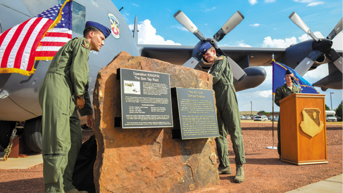 Cannon AFB_2019 Our Military History
